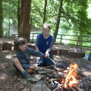 Woodland Explorers Open Day