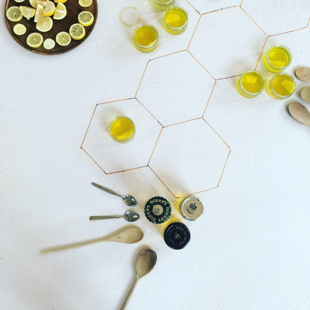 Honey and Lemons Montessori explorers session at Wharfedale Monetssori - homemade strawberry play dough